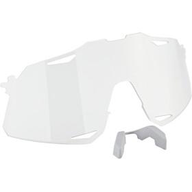 100% Hypercraft Gafas, matte stone grey/hiper